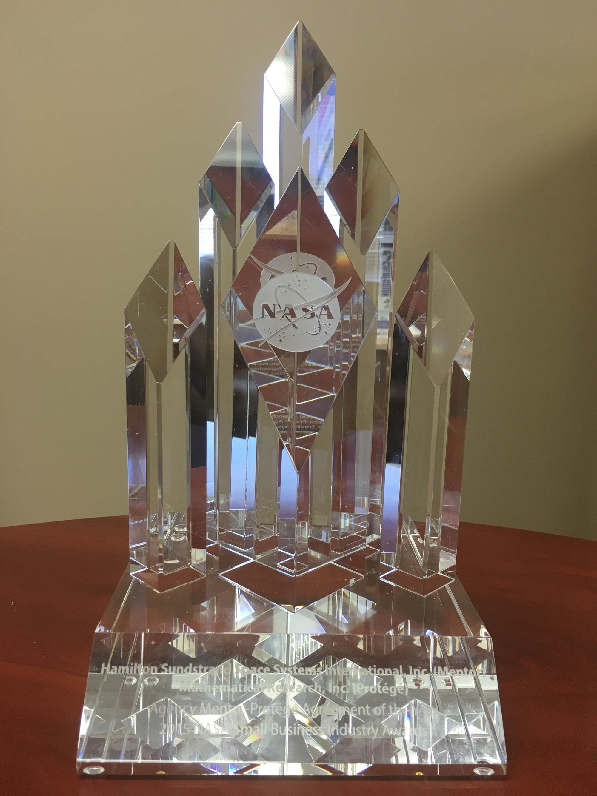 Mentor Protege Award